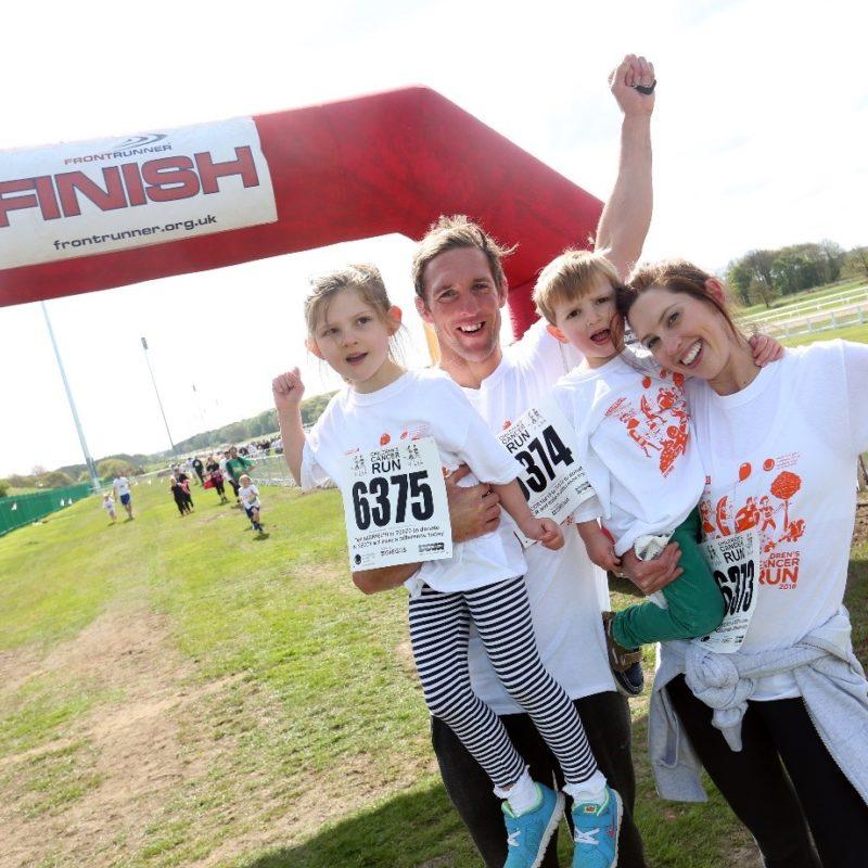 Children's Cancer Run