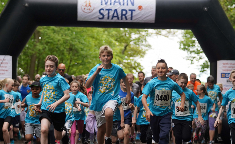 childrens cancer run is back