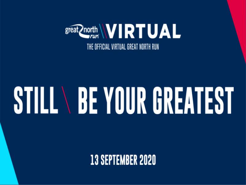 Great North Run Virtual