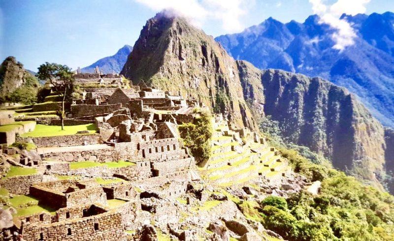 Machu Picchu for NECCR The Climb